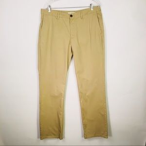 Hawker Rye Pants - Hawker Rye khaki pants 35X 32 Cotton Straight